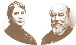 Michele De Sangro ed Elisa Croghan