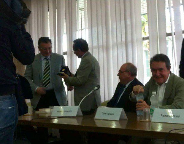 PREMIO MEDITERRANEO ALLA D'ARAPRI'
