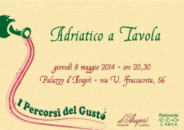 Adriatico a Tavola