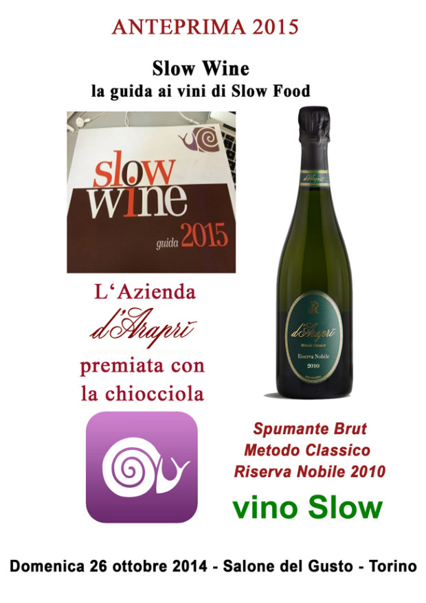 Slow Wine, la guida ai vini di Slow Food