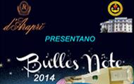 """PROGRAMMA della edizione 2014 di """"BULLES NOTE"""""""