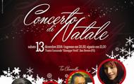 Concerto di Natale 2014 Spettacolo e Solidarietà