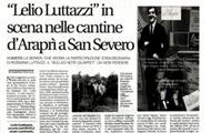 SERATA LUTTAZZI ALLE CANTINE D'ARAPRI'