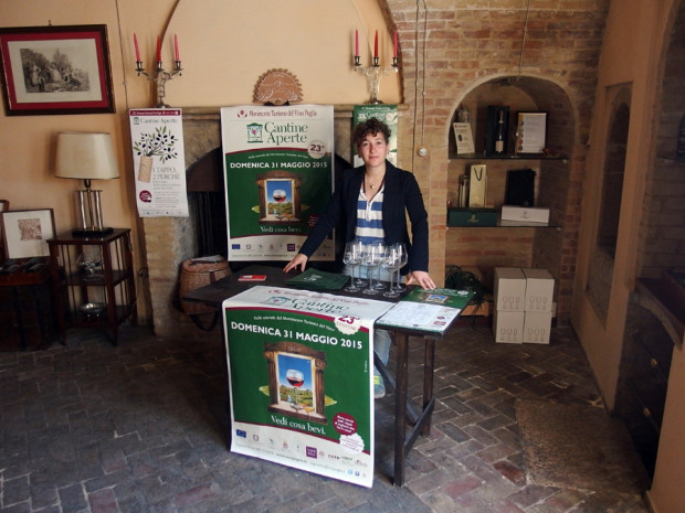 Cantine Aperte 2015 Reportage