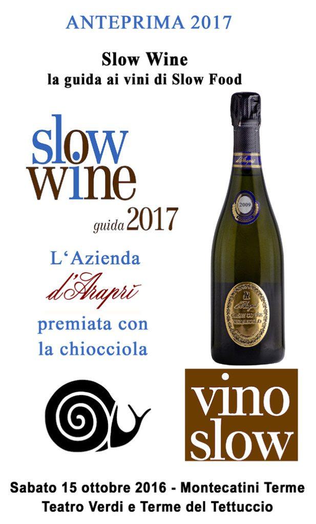 Slow Wine, la guida ai vini di Slow Food