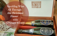 THE CHRISTMAS DINNER WITH D'ARAPRÌ WINERY