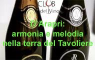 D'Araprì: armonia e melodia nella terra del Tavoliere