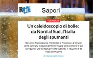 Un caleidoscopio di bolle: da Nord al Sud, l'Italia degli Spumanti