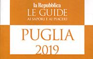 LE GUIDE AI SAPORI E AI PIACERE PUGLIA 2019