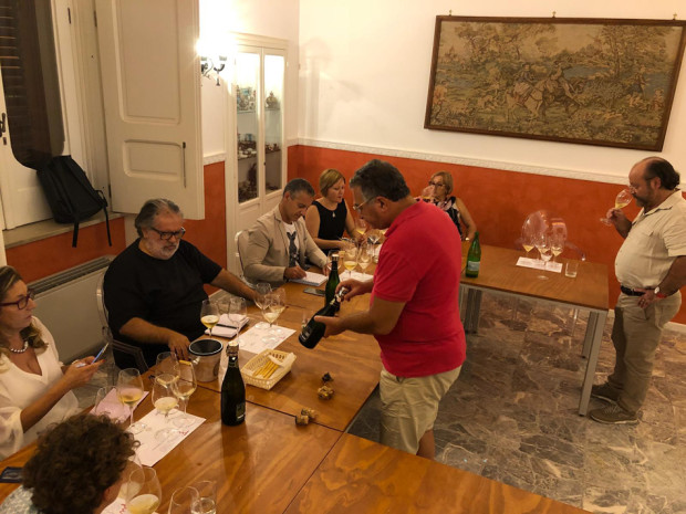 Tasting for Intravino