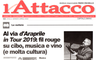 Al via d'Araprile in Tour 2019