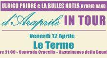 Castelnuovo della Daunia – d'Araprile in Tour 2019