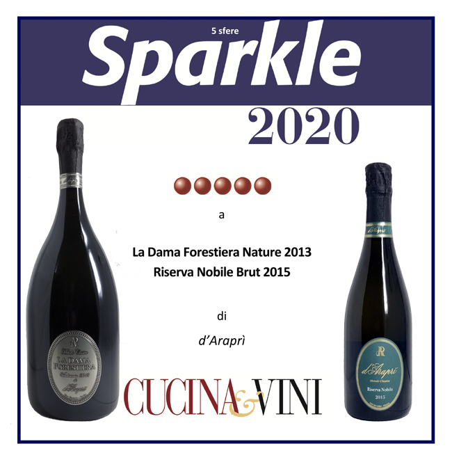 diploma Sparkle 2020 daraprìFOTO650