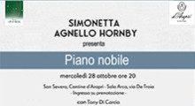 Piano Nobile Simonetta Agnello Horby