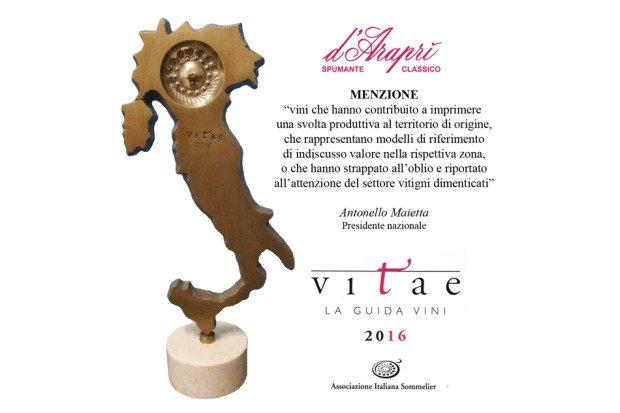 Guida Vini AIS Vitae 2016