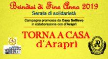 BRINDISI DI FINE ANNO 2019