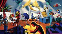Mostra Concerto di MARK KOSTABI & TONY ESPOSITO